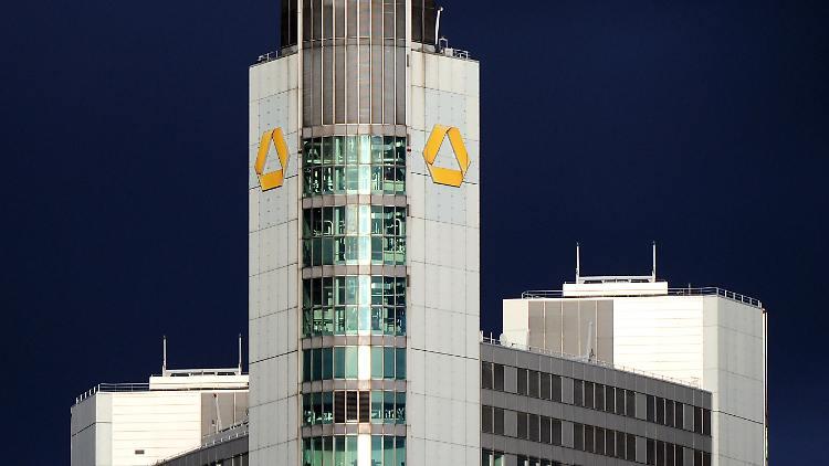 Commerzbank Störung