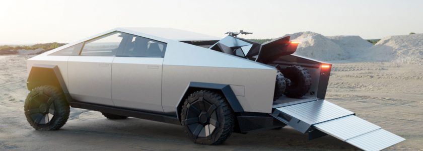 """Tesla Cyber Truck: I think this can be rightfully called """"innovative"""" …"""