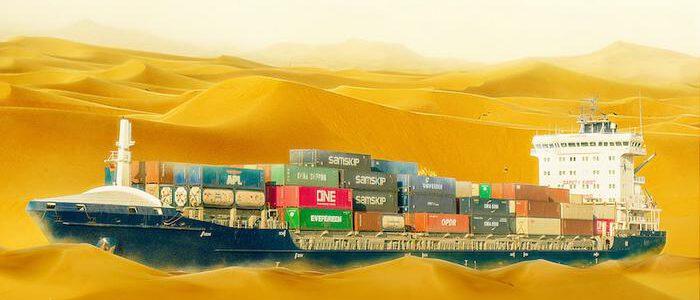 Globalisierung macht Pause