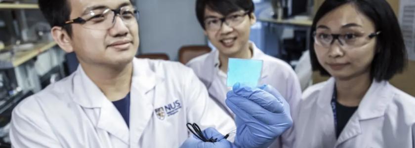 Künstliche Haut: Roboter mit Fingerspitzengefühl sind gerade einen Schritt näher gerückt
