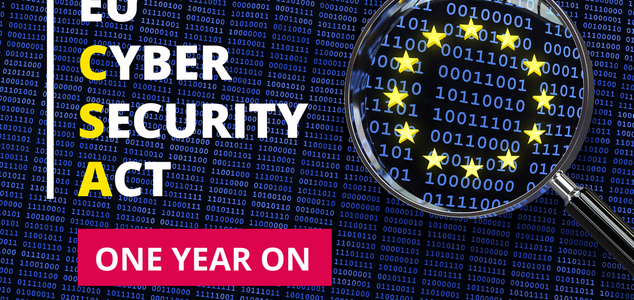 enisa: EU Cybersecurity Act – 1st Anniversary